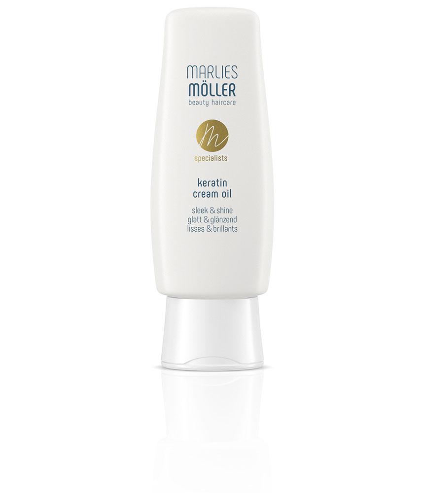 keratin cream oil